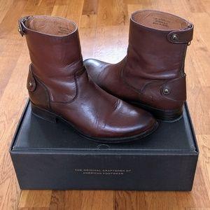 Frye Melissa Short Boot (7.5M)